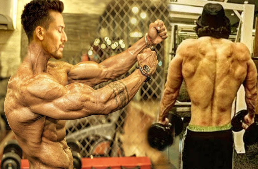 Tiger Shroff Diet Plan And Workout Routine in 2021