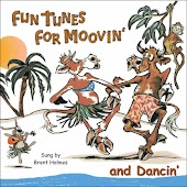 Fun Tunes for Moovin' and Dancin'