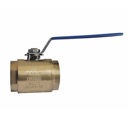 SIO High-pressure ball valve