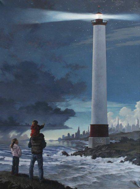 Bryan Larsen Realismo Romantico desde EE.UU