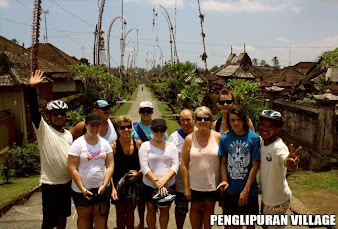 Ubud Countryside Cycling Tour - Magical village - Penglipuran