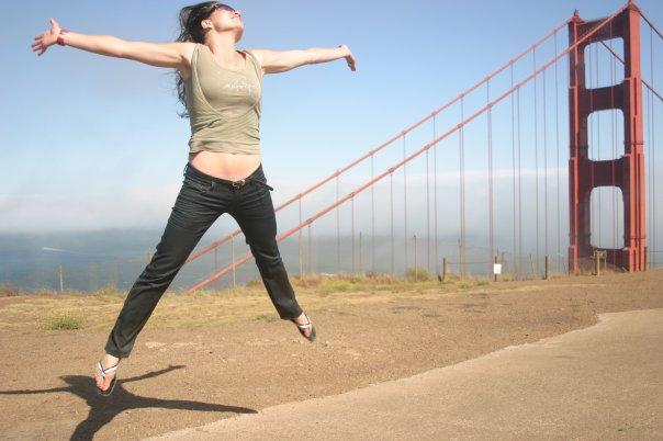 Сан Франциско, Калифорния - Мостът Голдън Гейт