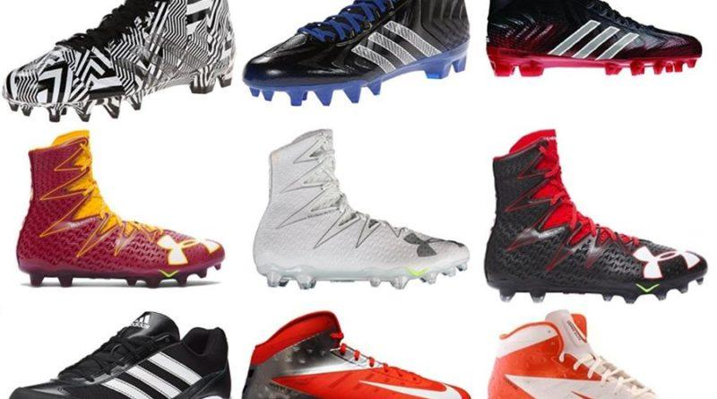 Image result for What are the most popular brands of Running Back football cleats?