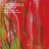 Crossings: New Music for Cello