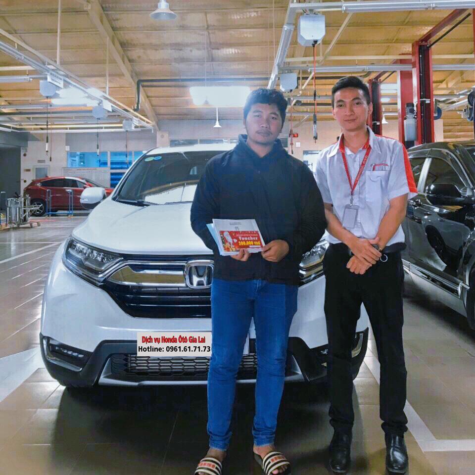 Dịch vụ Honda Ôtô Gia Lai – Pleiku tri ân khách hàng cuối năm  - Ảnh 4