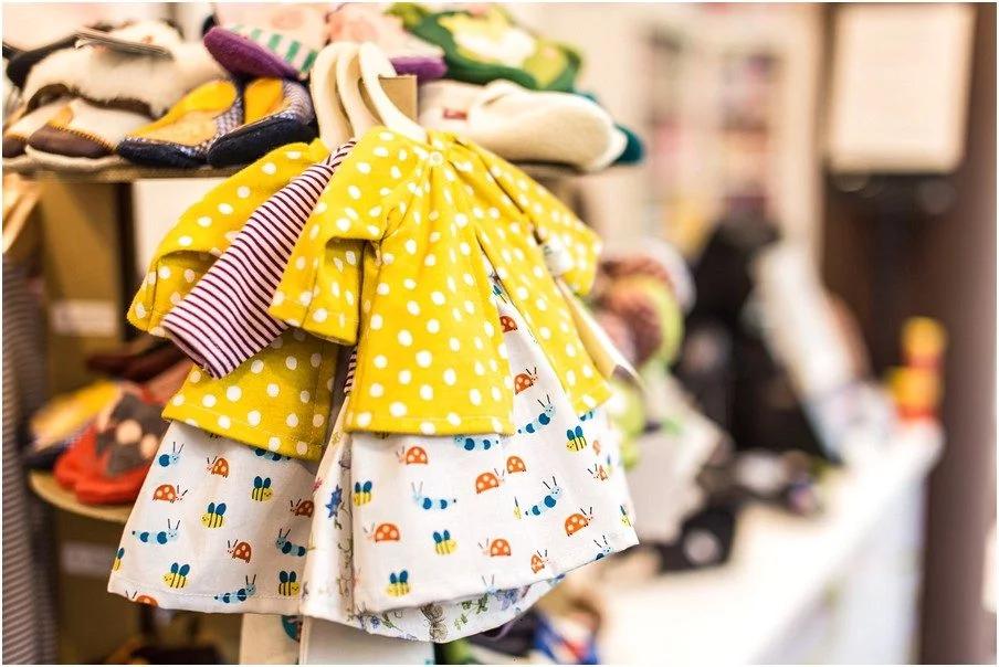 Kinh nghiệm lấy sỉ quần áo trẻ em không nên bỏ qua
