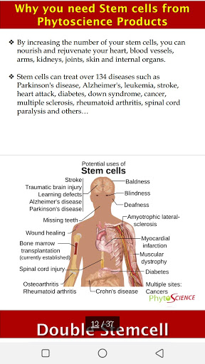 STEMCELL Therapy - Health Consultant in Lagos