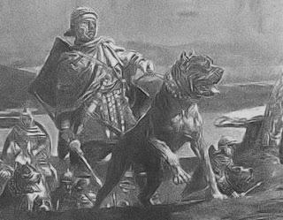 Famous Dogs in History: Dogs in Ancient Warfare
