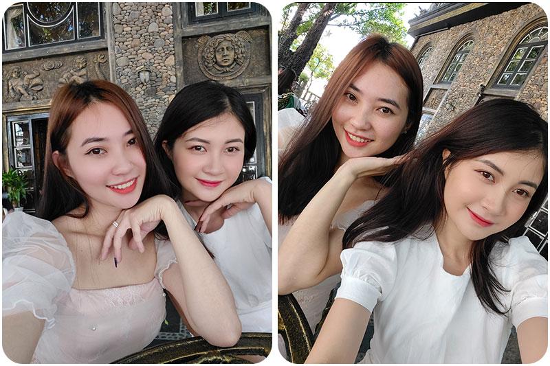 Camera selfie với độ phân giải lên đến 32 MP | Samsung Galaxy M51
