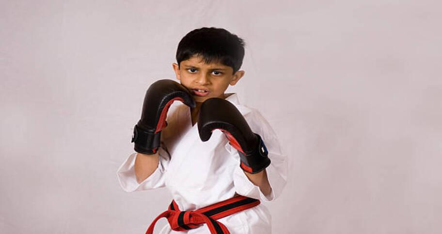 Boxing is another extracurricular activities for kids