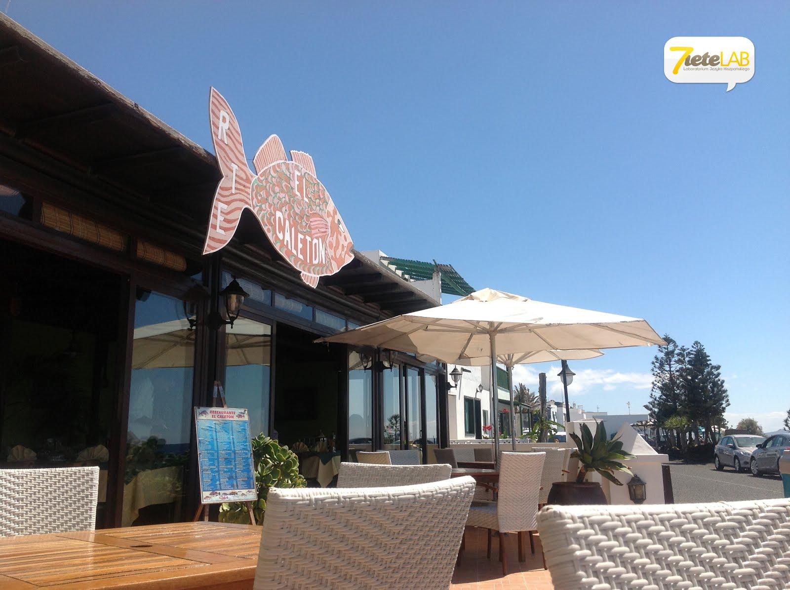 7ieteLAB español - Restaurante El Caletón