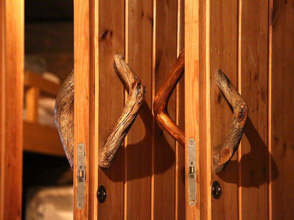 Welches Holz wird für eine Sauna verwendet?