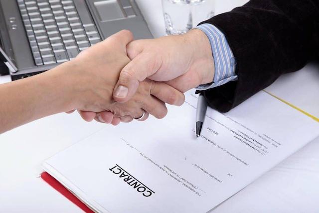 On Digitals cung cấp hợp đồng SEO Onpage với đầy đủ điều khoản