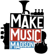 Make Music Madison Logo