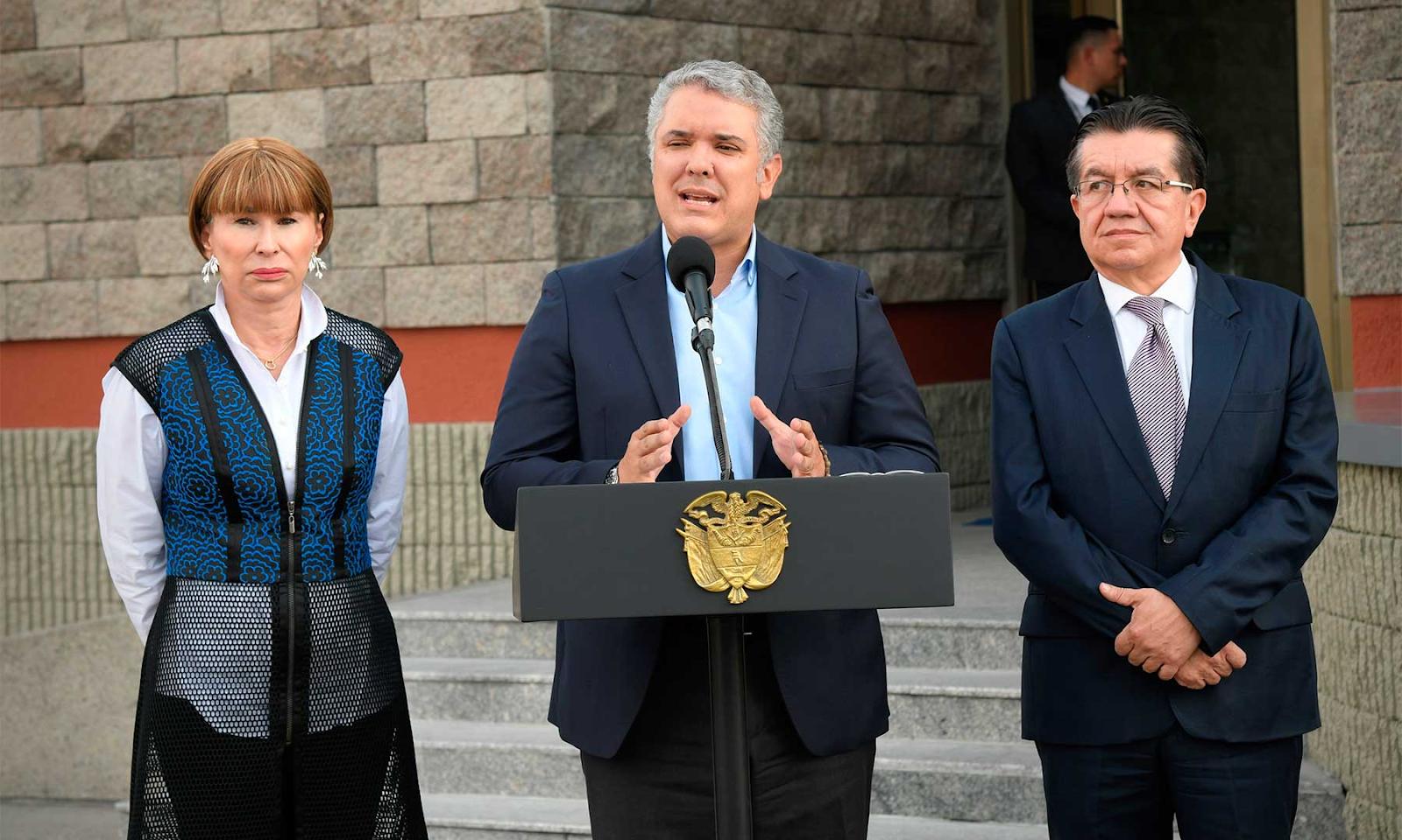 Colombia presentó 3 casos de CORONAVIRUS