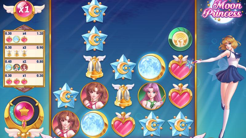 Moon Princess online slot