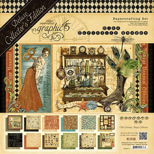Old Curiosity Shoppe—Deluxe Collector's Edition