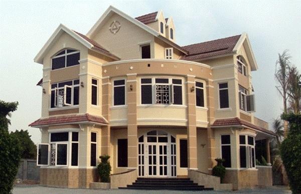Không nên mua nhà có lối kiến trúc xây nhiều góc cạnh