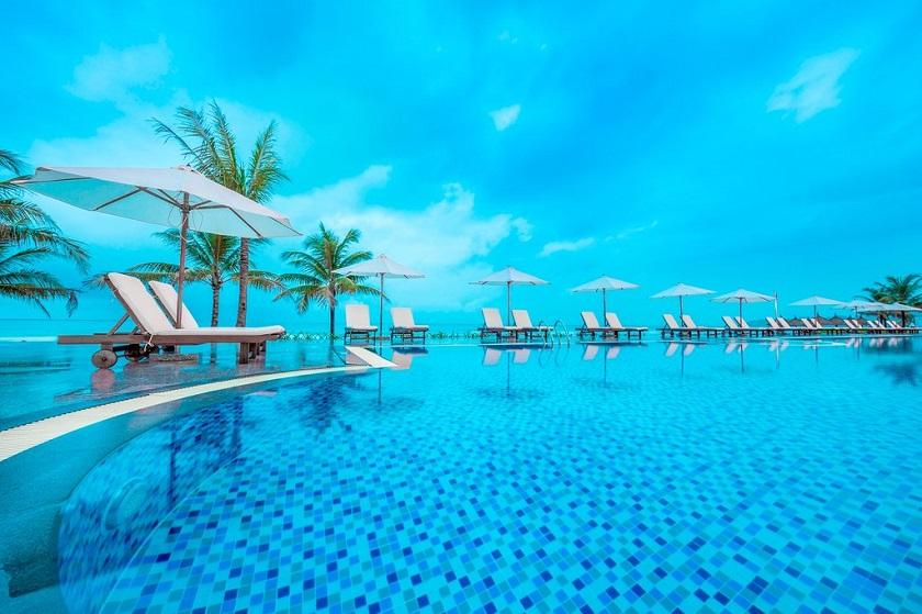 hồ bơi Vinpearl Discovery Phú Quốc