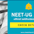 OFFICIAL Notification of NEET-UG 2018 Released - Check Details... blog image