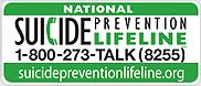Image result for national suicide hotline image