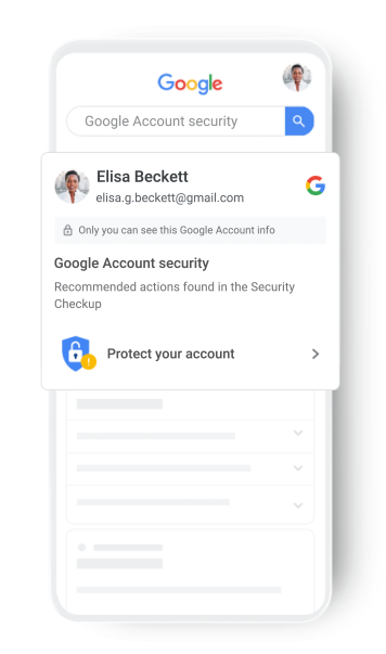 Here how Google keep you safe every day
