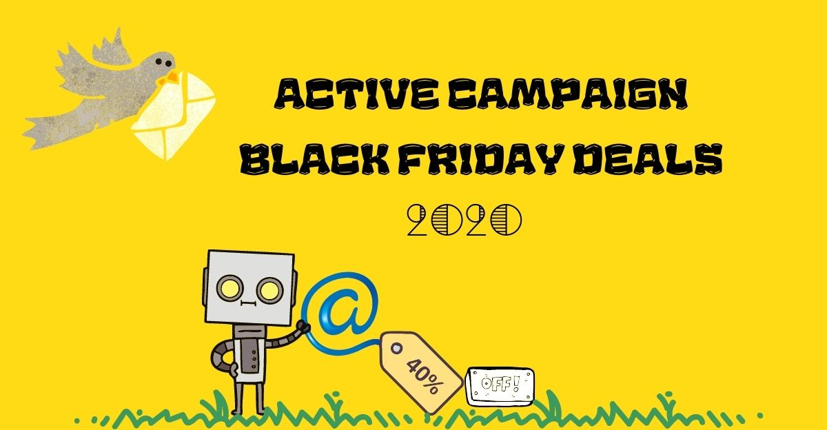 ActiveCampaign: Grab 40% Off
