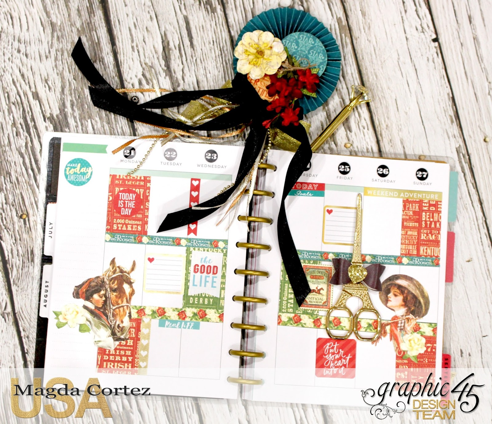 23. My G45 Planner August, Off To The Races By Magda Cortez, Product By Graphic 45, Photo 23 of 26.jpg