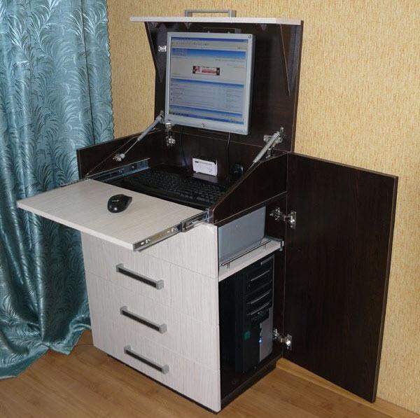 компьютерный стол-комод