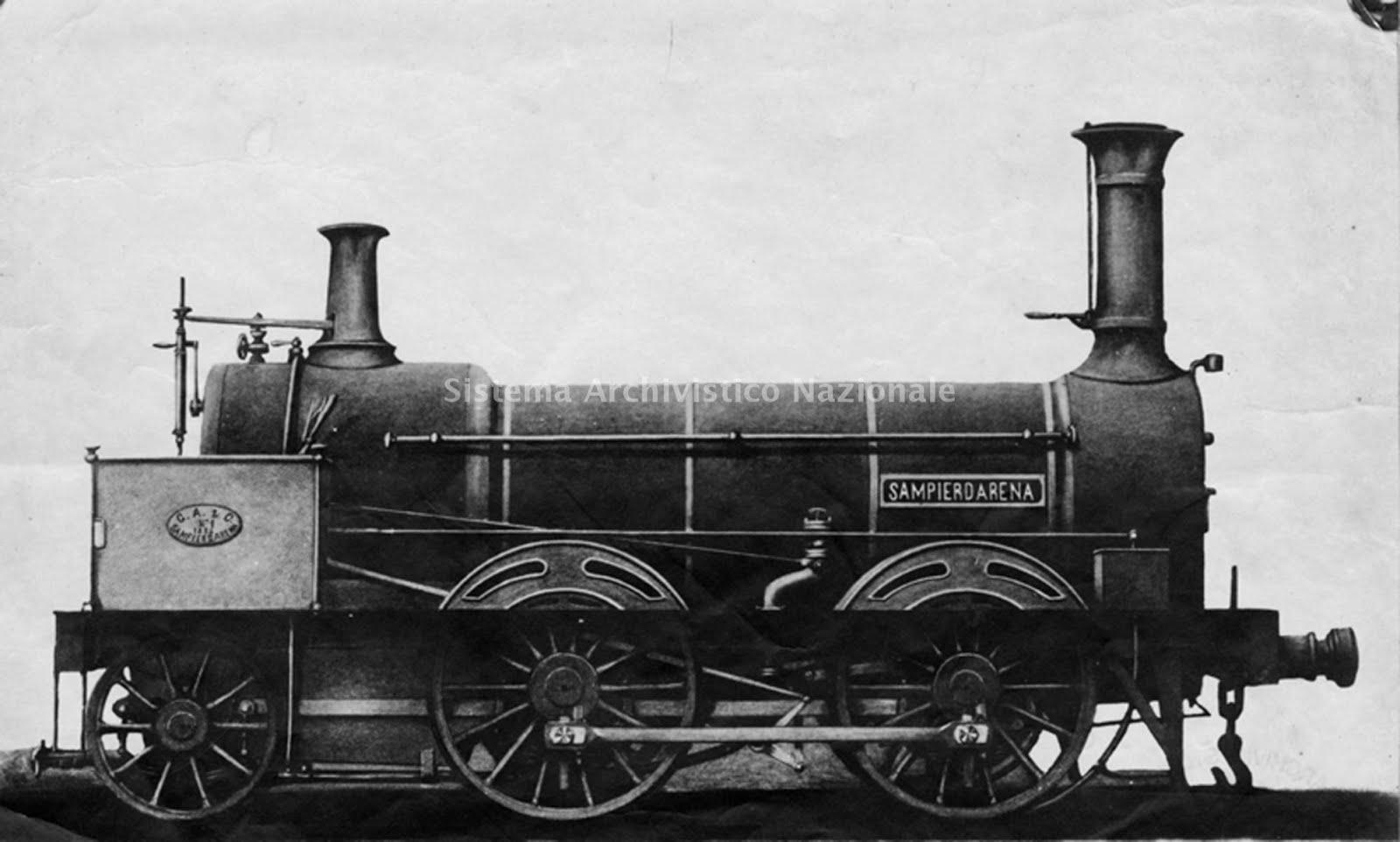 1839 il fascino delle strade ferrate la vaporiera for Quotazione ferro vecchio in tempo reale
