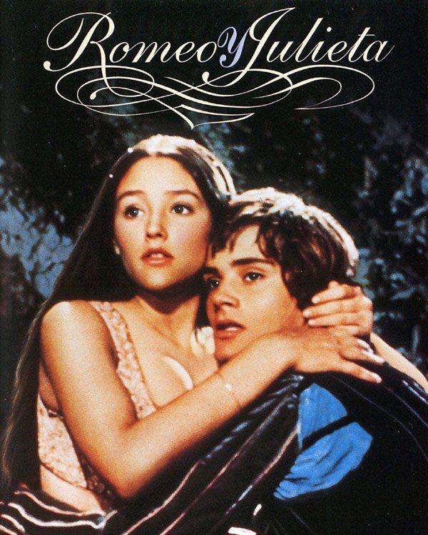 Romeo y Julieta (1968, Franco Zeffirelli)