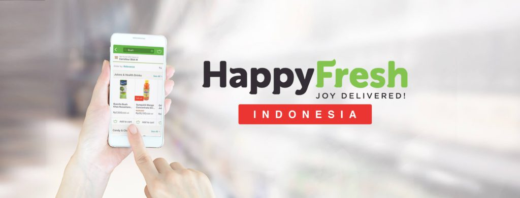 happyfresh online grocery stores jakarta