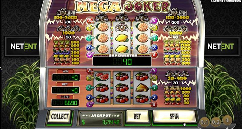 online casino slot  Mega Joker