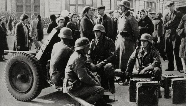 Київ, жовтень 1941
