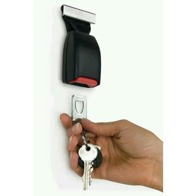 3. Вот и очередная хитрость: как не терять ключи :) Все гениальное просто! совет, хитрость