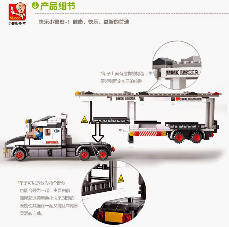 Sluban Truck Transporter Lego Compa End 8 20 2018 12 15 Am