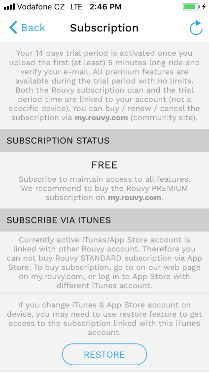 how do i subscribe to itunes