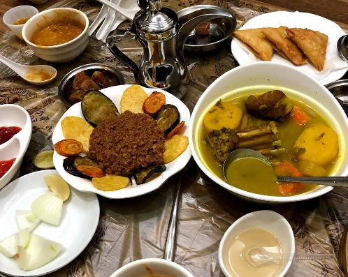Al Sadda Restaurant foods