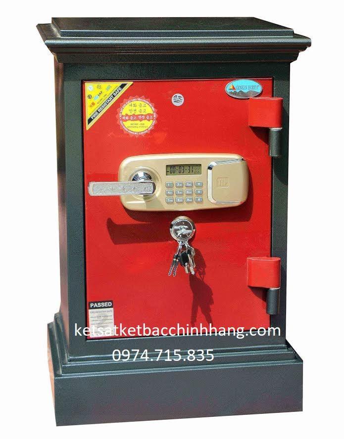 các loại két sắt Hàn Quốc