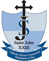 St. John XXIII Catholic School Community