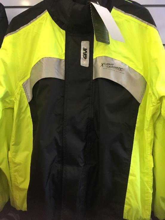 Mesh jacket, the right gear in Vietnam