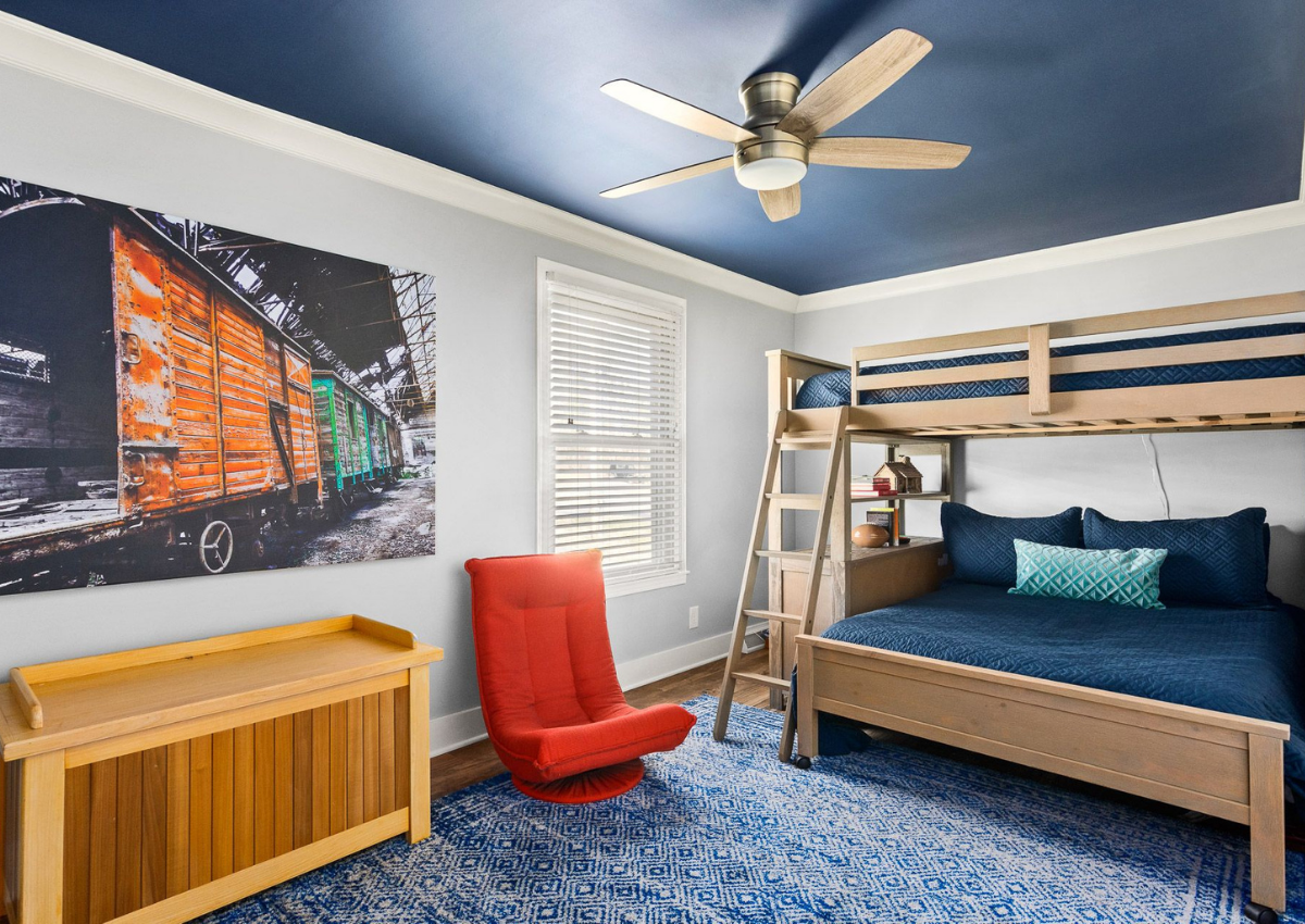superior-construction-and-design-mt-juliet-tn-color-in-the-home-kid-bedroom-bunkbed-navy-blue-celing