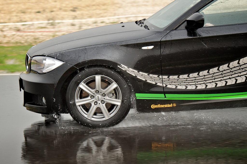 6 причин, почему в дождь больше аварий