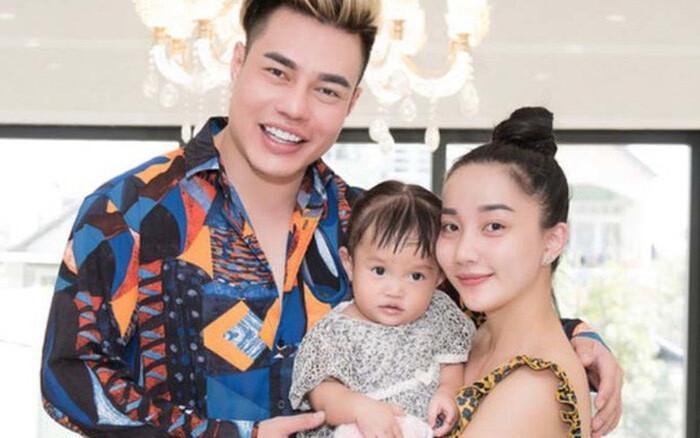 Con gái Lê Dương Bảo Lâm tuyên bố không lấy chồng khi thấy ba mẹ 'chia tay' Ảnh 1