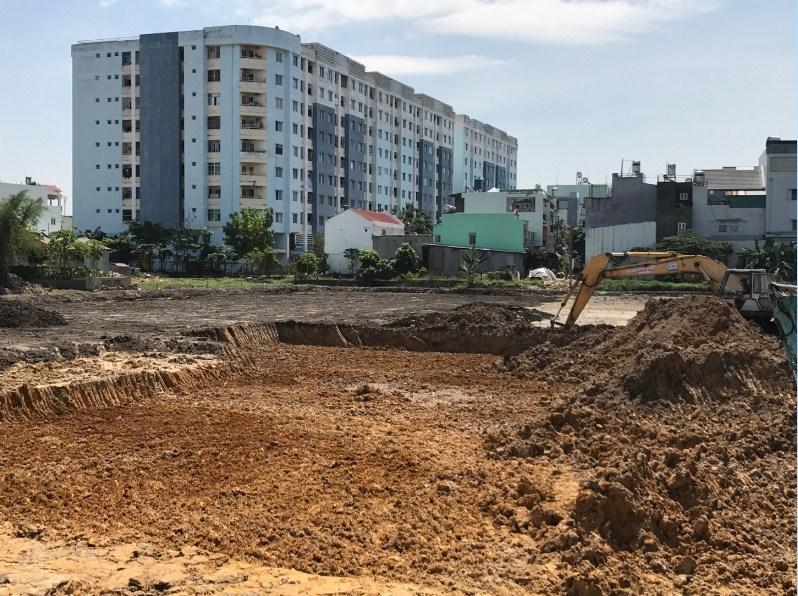 Cải tạo nền đất yếu để xây dựng công trình