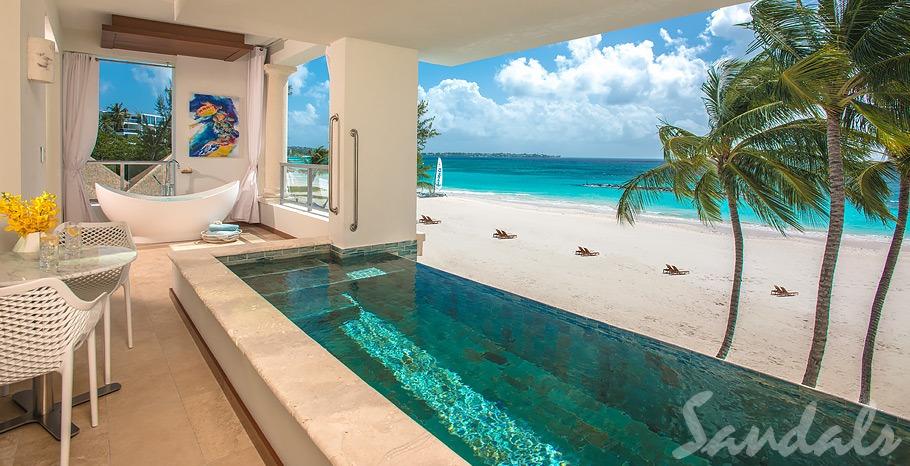 Royal Barbados Sandals resort for honeymooners
