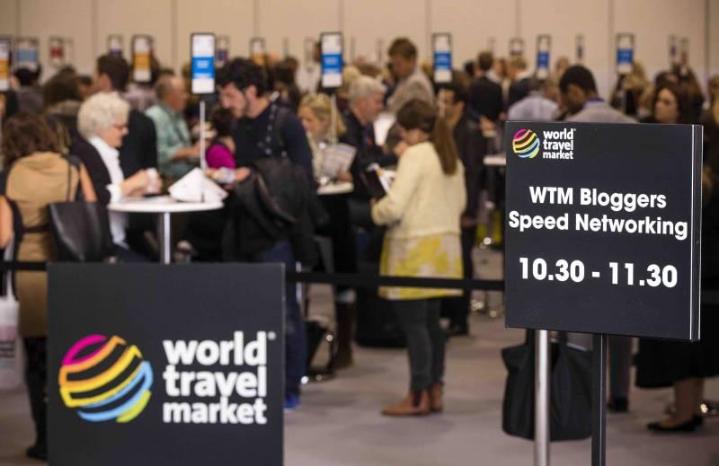 World Travel Market Expo – London, England November 4-6, 2019