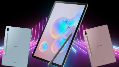 Image result for galaxy tab S6
