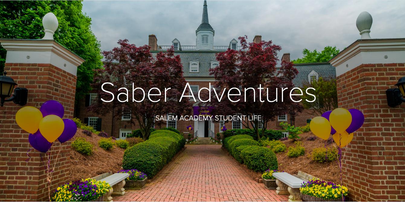 Saber Adventures