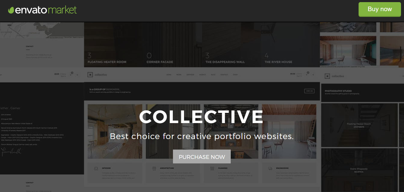 Collective - Woocommerce furniture themes